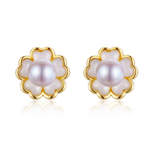 Innocence Pearl Earrings