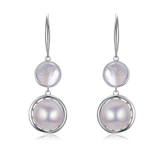 Edison Pearl Drop Earrings