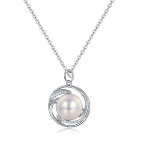 Aurora Edison Pearl Necklace