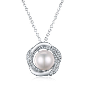 Emma Edison Pearl Necklace