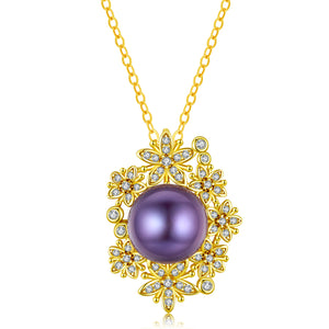 Athena Edison Pearl Necklace