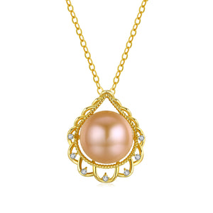 Harper Edison Pearl Necklace