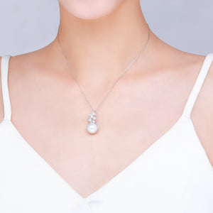 Arya Edison Pearl Necklace