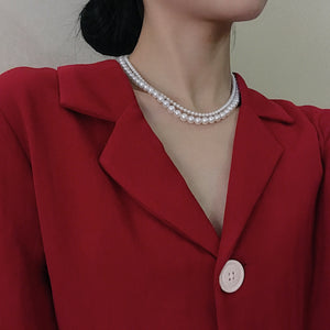 Unbounded Love 5-in-1 Timeless Pearl Necklace