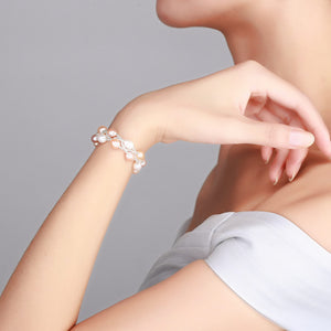 COLORFUL PEARLS BRACELET - Timeless Pearl