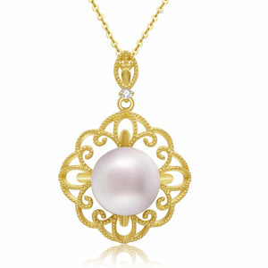 Divine Timing Classic Pearl Necklace - Timeless Pearl