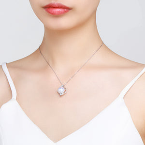Moon River Pearl Necklace - Timeless Pearl