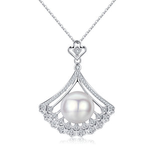 Your Biggest Fan Classic Pearl Necklace - Timeless Pearl
