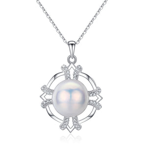 Angelic Classic Pearl Necklace - Timeless Pearl