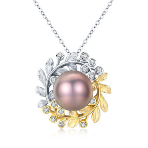 Beauty Re-imagined Pearl Necklace - Timeless Pearl