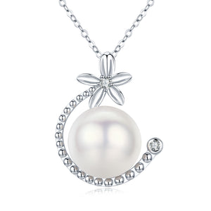 Lovers Hammock Pearl Necklace - Timeless Pearl
