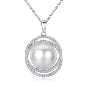 Soulmate Classic Pearl Necklace - Timeless Pearl