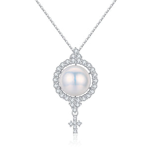 White Gala Pearl Necklace - Timeless Pearl