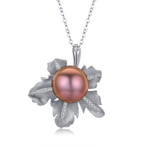 Iris Edison Pearl Necklace - Timeless Pearl