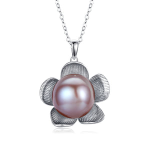 The Persephone Necklace - Timeless Pearl