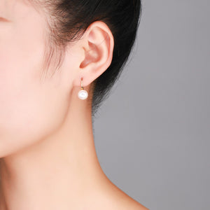 Raindrop Pearl Earrings - Timeless Pearl