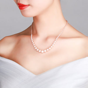 Empress Pearl Necklace - Timeless Pearl