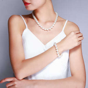 Pure Elegance Timeless Pearl Bracelet - Timeless Pearl