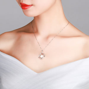 Planetary Pearl Necklace - Timeless Pearl
