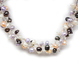 Autumn Statement Pearl Necklace - Timeless Pearl