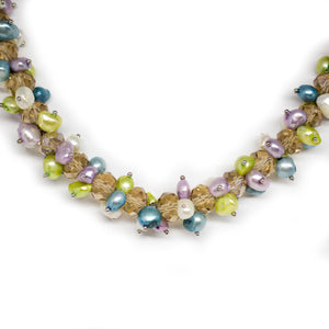 Spring Statement Pearl Necklace - Timeless Pearl