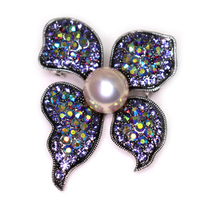 Mysterious Flower Edison Pearl Brooch - Timeless Pearl