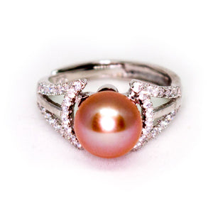 PINK PEARL RING - Timeless Pearl