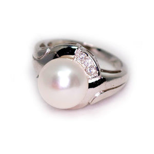 King Pearl Ring - Timeless Pearl