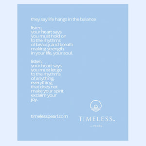 Timeless Five Pearl Necklace - Timeless Pearl