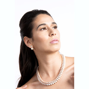 Sacred Love Pearl Necklace - Timeless Pearl