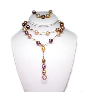 Multi-color Multi-Style Edison Pearl Sets - Timeless Pearl