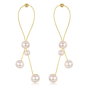 Tears of Pearl Drop Earrings - Timeless Pearl