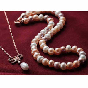 Queen of Pearls Necklace - Timeless Pearl