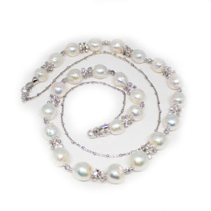 Multi-way Baroque Opera Pearl Necklace - Timeless Pearl