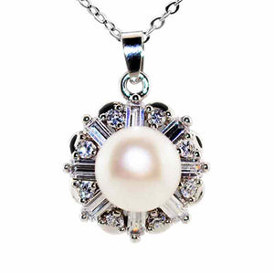 Sunshine Pearl Necklace - Timeless Pearl