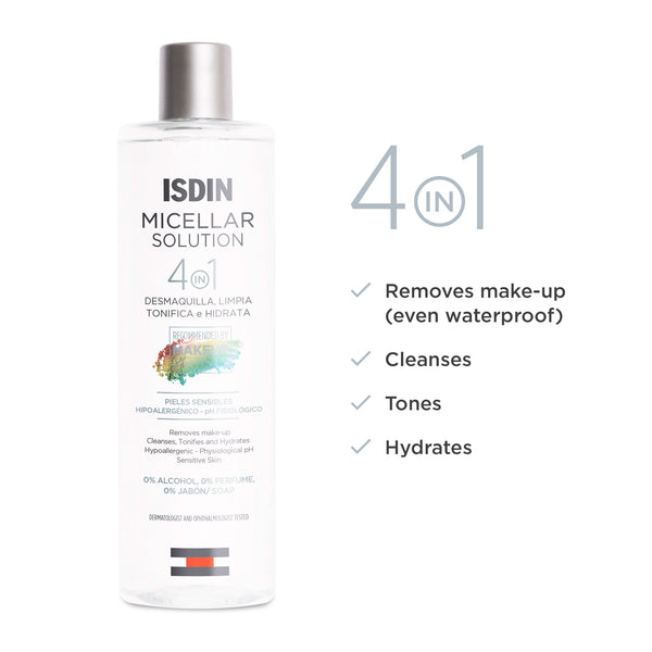 Isdin Micellar Solution  13.5 fl oz
