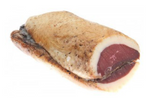 Cured Raw Goose Breast Speck Halal