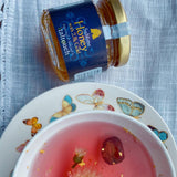 Acacia honey with 23kt gold flakes