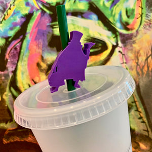 Magical Straw Haunted Ghost Decoration