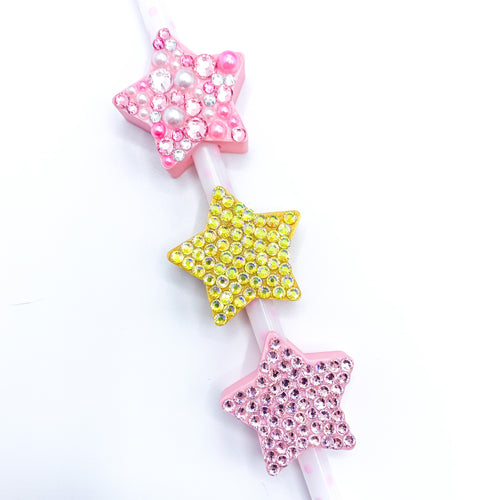 Magical Straw Bling Star