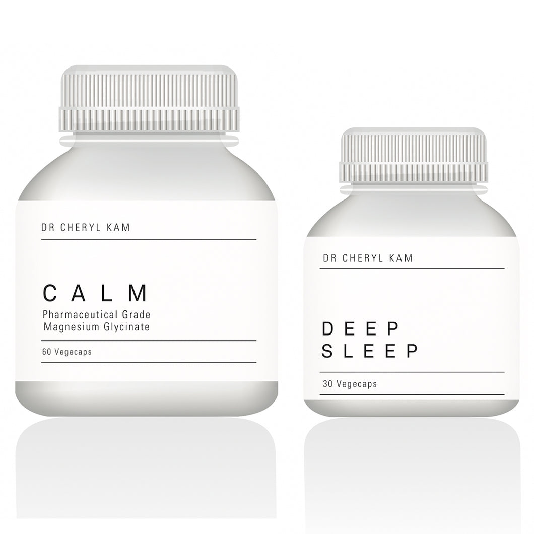 Starter Pack (Calm + Deep Sleep)