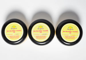 Body butters with essential Oils