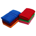 6 Pcs Set Bath Towel