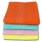 4 Pcs Set Bath Towel