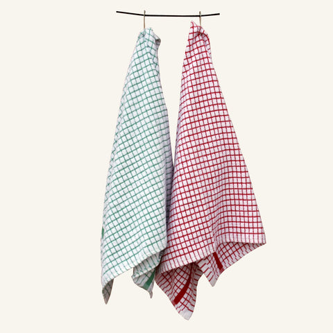 2 Pc's Assorted Kitchen Towel