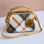Ladies Hand Bag Gold