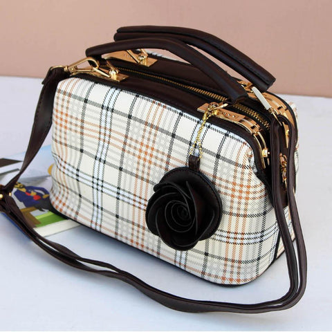 Ladies Hand Bag Black