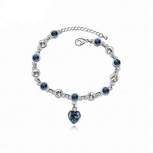 Lovely Bracelet - Blue Black