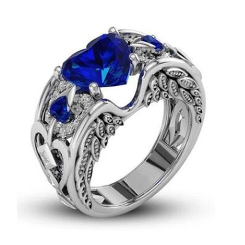 Royal Heart Ring