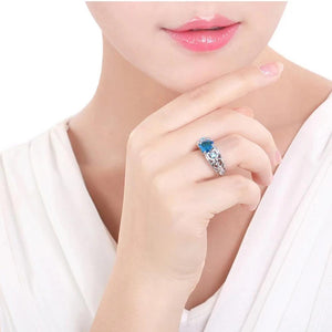 Adored Princess Heart Ring